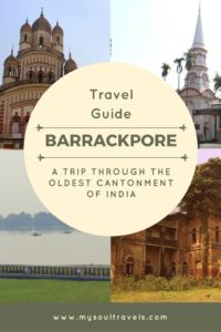 BARRACKPORE trip guide