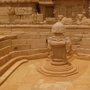 miniature shrine shore temple
