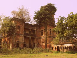 Barrackpore old building