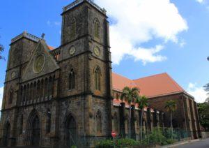 Plaine Verte Port Louis Saint Francois Xavier Catholic Church