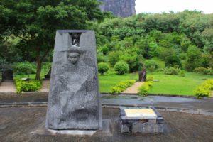 slave route monument