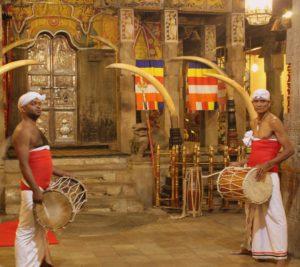 Kandy temple