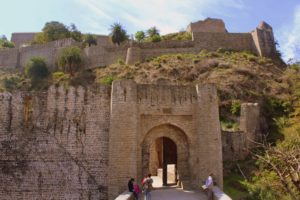 Kangra Fort